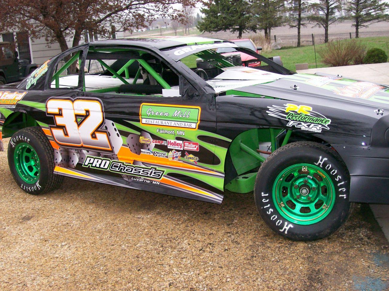 Racecar Graphics - Snap Graphics