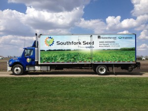 South fork seed truck
